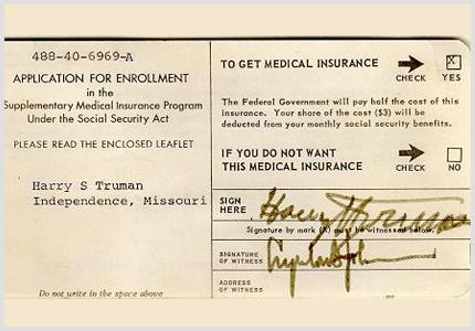 Original Medicare For Age 65
