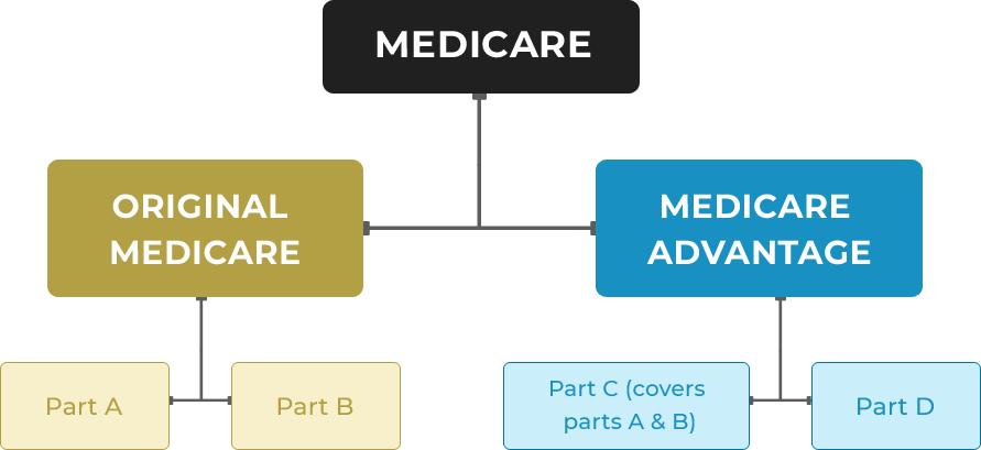 Medicare Categories