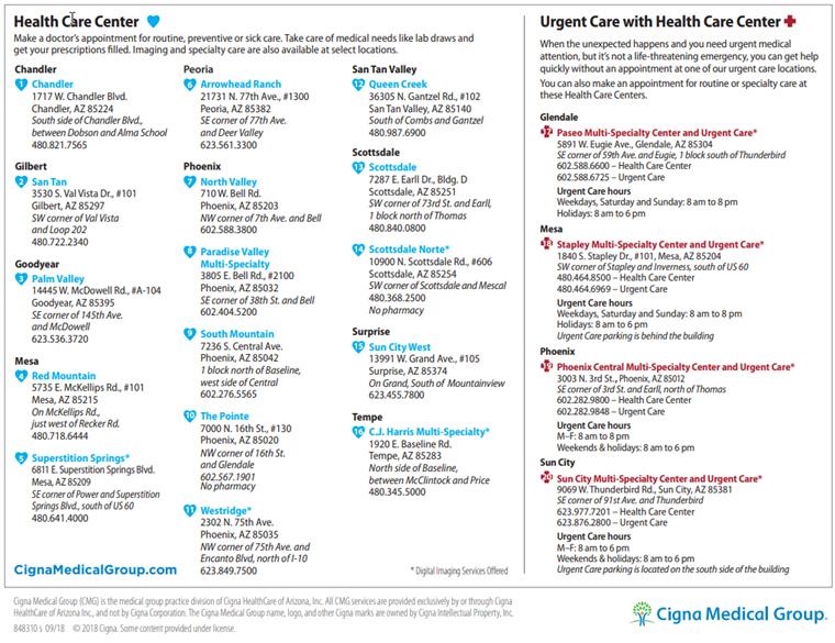 Health Care Center